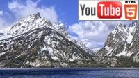 Вся Америка в трёх измерениях на YouTube стерео 3D