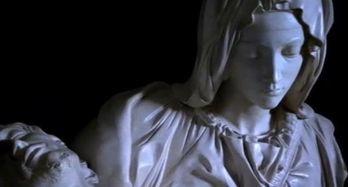 «Музеи Ватикана 3D» (Vatican Museums 3D) на Sky 3D: трёхмерное превью на YouTube 3D