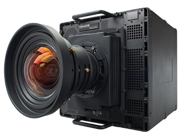 Mirage WQ-L: новый LED 3D-проектор от Christie уже на рынке