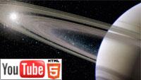 7 чудес Солнечной системы на YouTube 3D