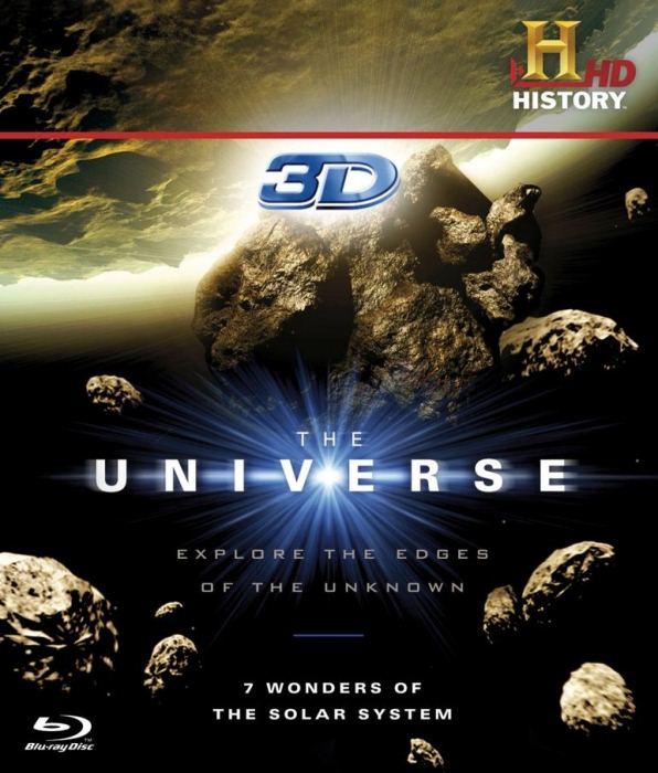 7 чудес Вселенной на YouTube 3D