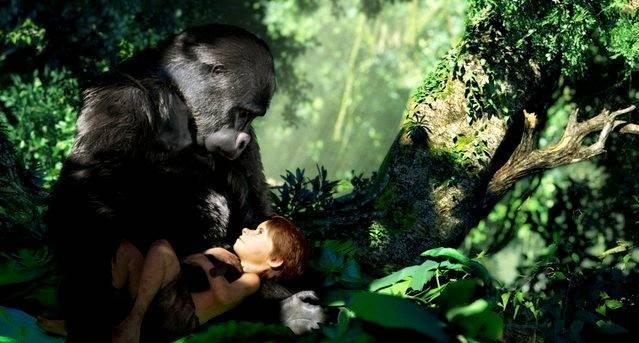 3D-мульт «Тарзан»