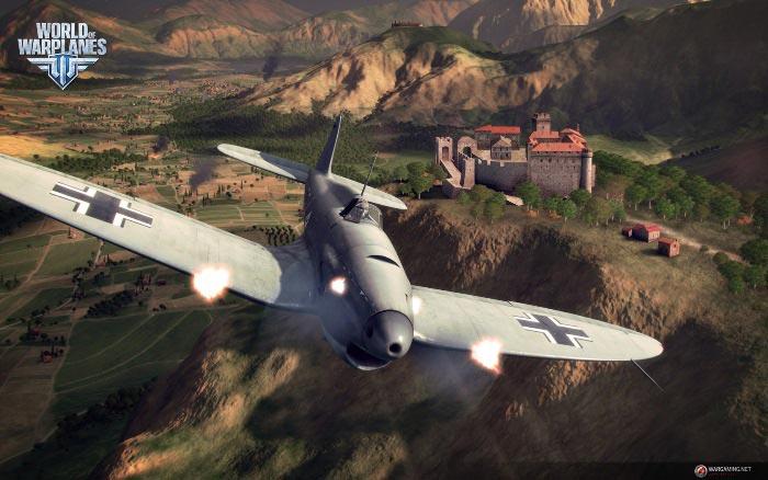 Больше игрового контента с обновлением 1.1 для World of Warplanes