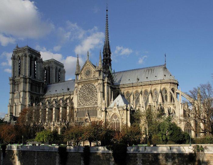 Трёхмерный Париж в YouTube стерео 3D-видеоподборке