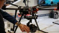 CES 2014: коптеры DJI для аэрофото- и видеосъёмки