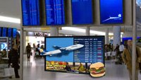 Аэропорт Хитроу оборудуют стерео 3D-дисплеями без очков