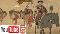 Корейская история: анимационный трейлер на YouTube 3D