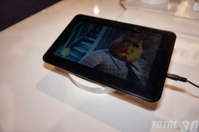 CES 2014: автостереоскопический 3D-планшет Gadmei E8 3D