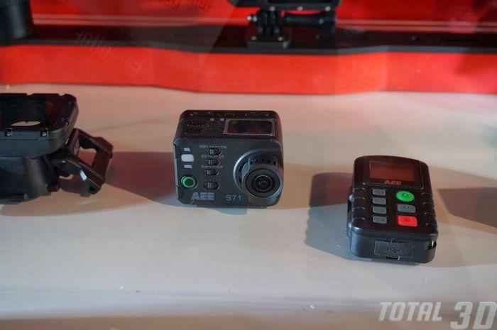 CES 2014: экшн-камеры от AEE