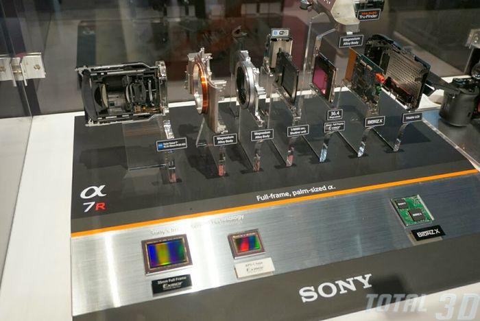 CES 2014: профессиональные 4K-видеокамеры и прочие новинки Sony