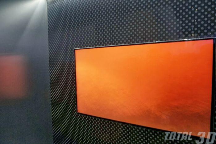 """CES 2014: прототип безочкового 55"""" стерео 3D-ТВ от Samsung"""