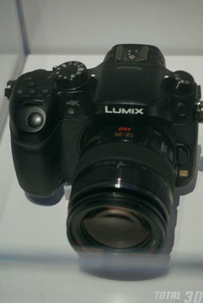 CES 2014: беззеркальная 4K-фотокамера от Panasonic