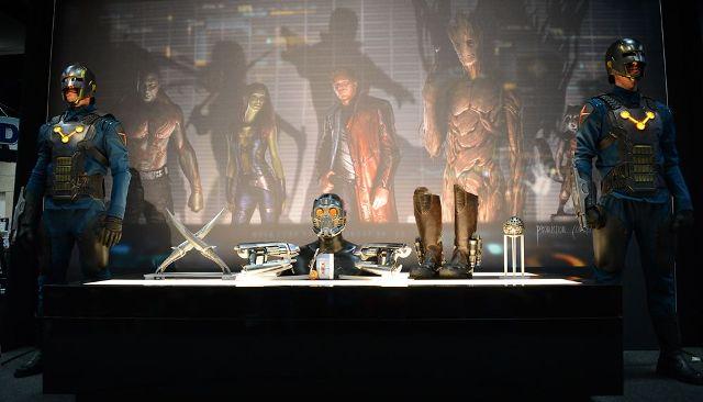 3D-картина «Стражи Галактики»