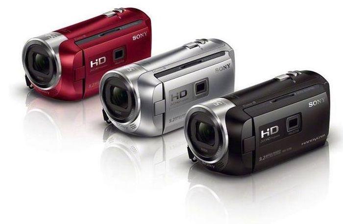 Full HD-видеокамеры Handycam от Sony