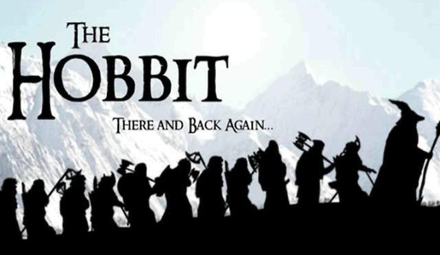Хоббит: Туда и обратно