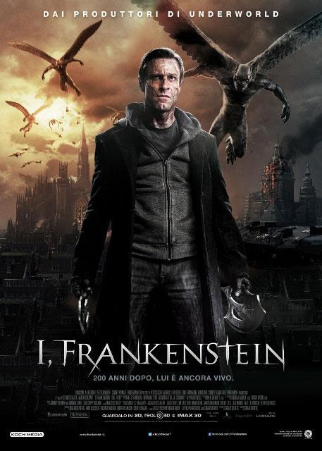3D-боевик «Я, Франкенштейн»