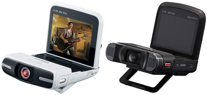 CES 2014: камкодеры Canon Legria mini и Legria mini X для творческой съёмки