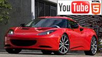 Британский спорткар Lotus Evora S: тест-драйв на YouTube 3D