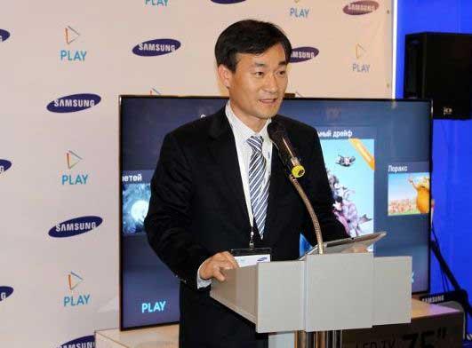 Samsung Smart TV c Dolby Digital Plus