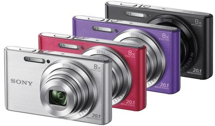 Две новые камеры Sony Cyber-shot: скоро в России