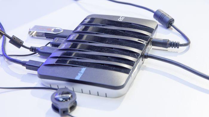 Проводной интерфейс DisplayPort: теперь с технологией DockPort