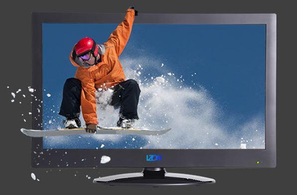 CES 2014: автостереоскопические 3D LED-ТВ от IZON