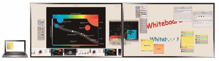 Дисплеи от Samsung: решения для бизнеса на CES 2014