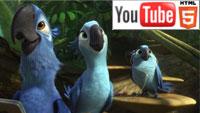 3D-мультфильм «Рио 2»: новый YouTube 3D-трейлер
