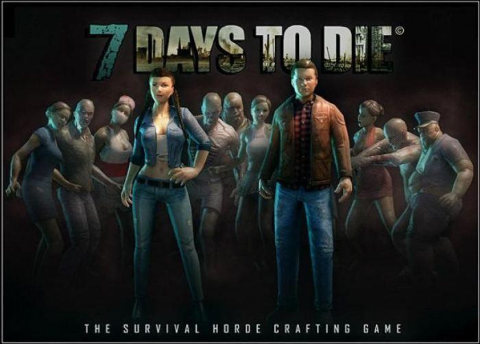 7 days to Die: трёхмерные геймплей-ролики на YouTube