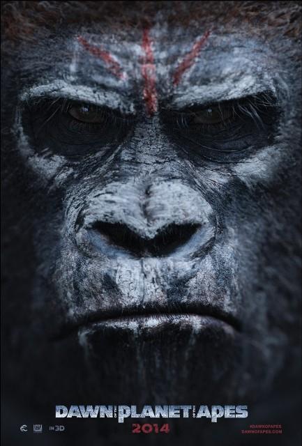 3D-лента «Планета обезьян: Революция»