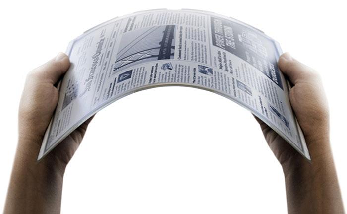 DisplaySearch: рынок гибких AMOLED-дисплеев на пороге активного роста