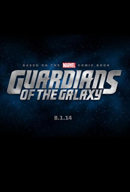 Постер к 3D-фильму «Стражи Галактики»