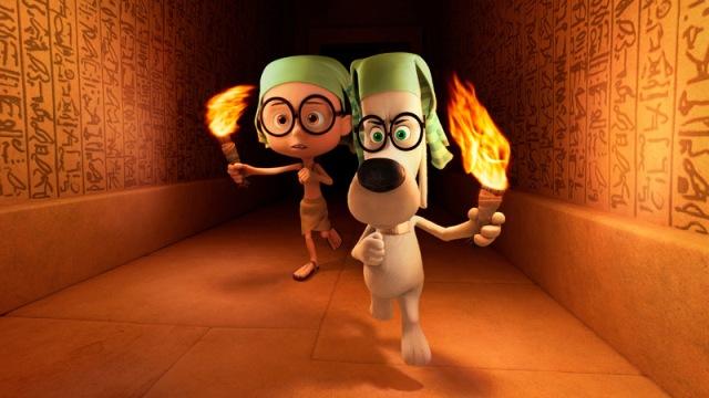3D-мульту «Приключения мистера Пибоди и Шермана»