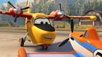 3D-мультфильм «Самолеты: огонь и вода»: новый трейлер