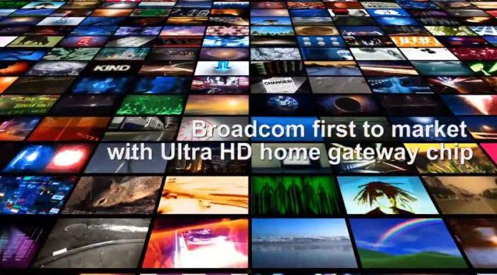 Teracom и Broadcom: демонстрационные ТВ-трансляции в формате Ultra HD