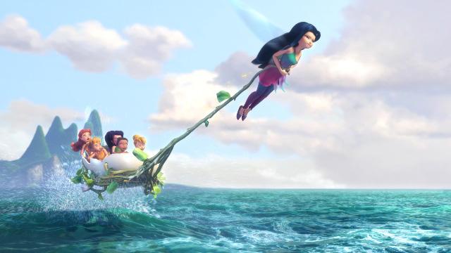3D-мульт «Феи: загадка пиратского острова»