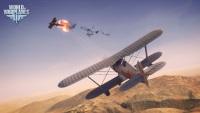 World of Warplanes 1.2:  теперь со статистикой после боя!