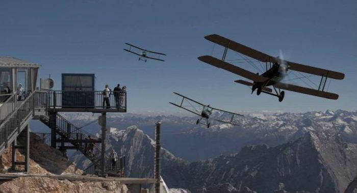 YouTube стерео 3D: красота альпийских гор в трёхмерном слайд-шоу