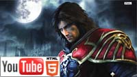 Геймплей-ролик Castlevania: Lords of Shadow на YouTube 3D