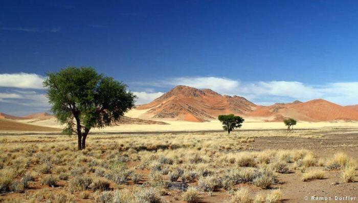 Красота Намибии в YouTube стерео 3D слайд-шоу