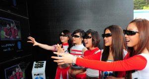 Компания Samsung: владельцам ТВ нужен стерео 3D-формат