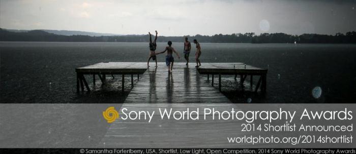 Объявлены финалисты конкурса Sony World Photography Awards 2014
