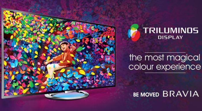 Новые 3D-ТВ Sony BRAVIA: цены и спецификации