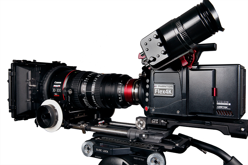 Vision Research Phantom Flex4K