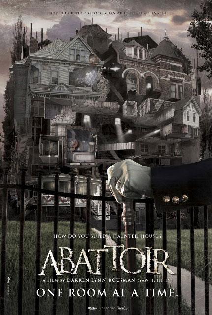 3D-ужастик «Дом призраков»