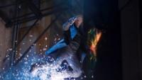 Постеры к фантастическому 3D-боевику «Восход Юпитер»