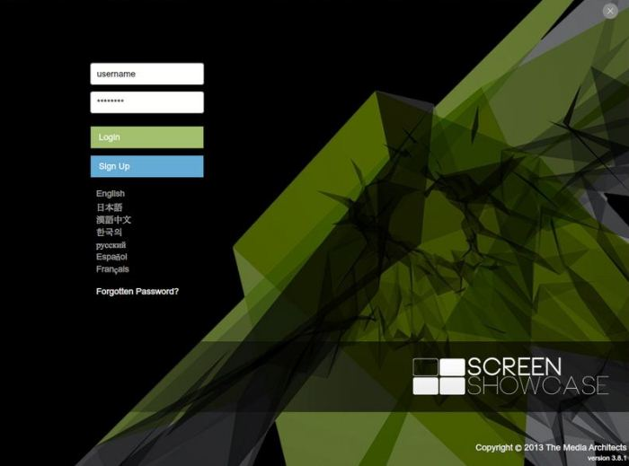 Контент-сервис Screen Showcase: коллекция фильмов для ПК, iOS и Android