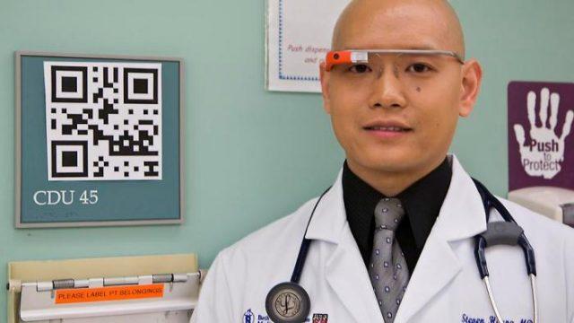 Google Glass и здоровье: лечение пациентов по-новому