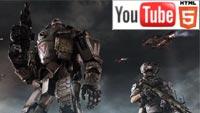 Titanfall на YouTube 3D: как выглядит игра в стерео