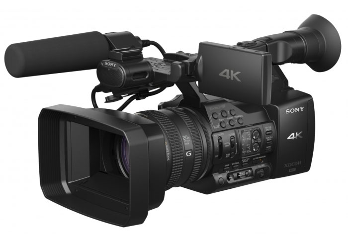 NAB 2014: новинки со стенда компании Sony
